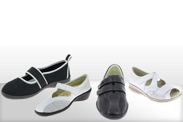 Chaussures de orthopédique de confort Podowell