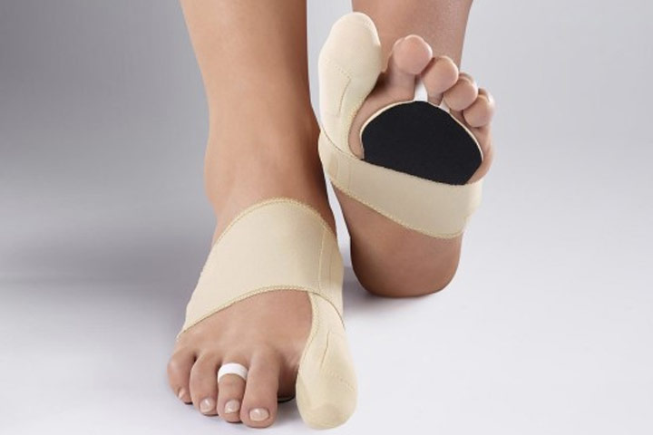 Protection pour pied sensible : durillons, hallux valgus...