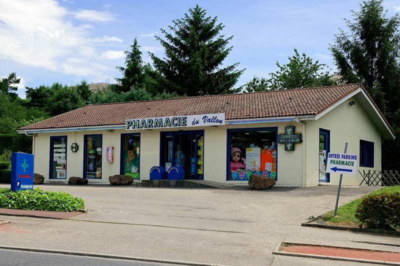 Pharmacie du Vallon - 69110