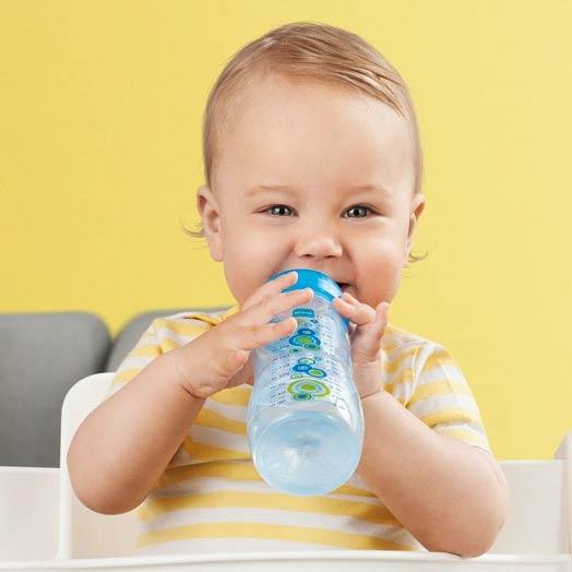 Biberons et sucettes pour bébé